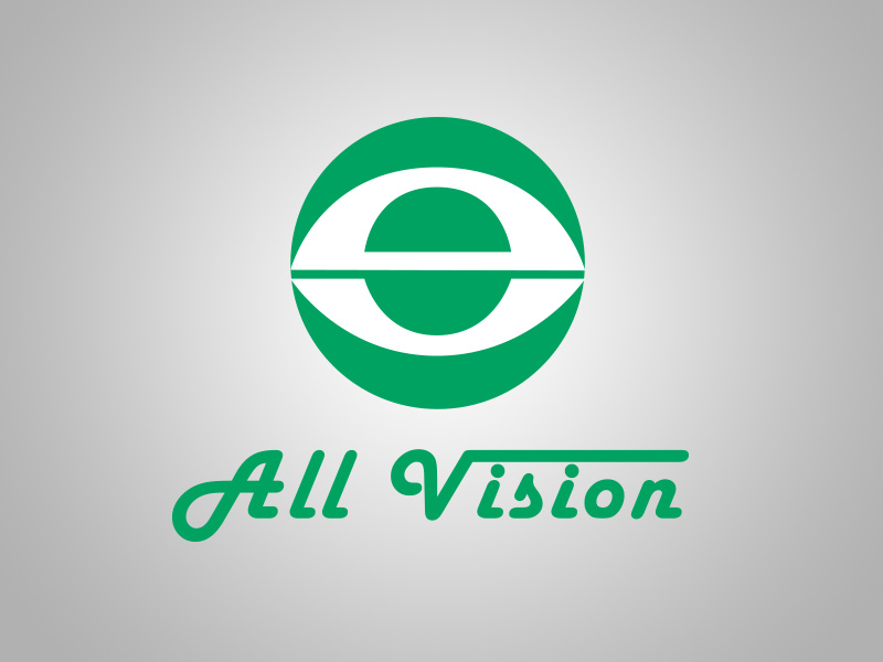 All Vision Logo Design