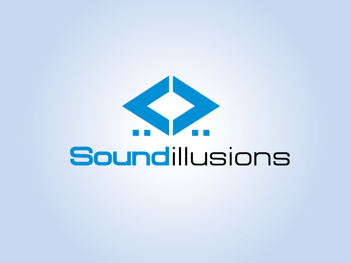 Sound Illusions Logo Design