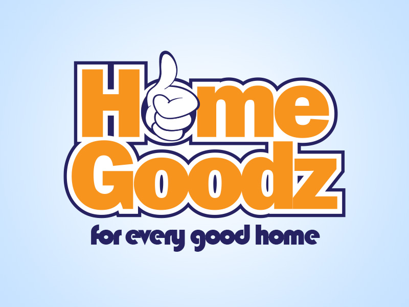 Home Goodz Logo Design